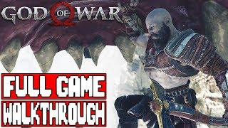 GOD OF WAR 4 Gameplay Walkthrough Part 1 FULL GAME - No Commentary