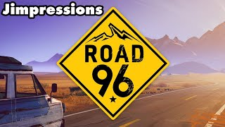Road 96 - Country Roads (Jimpressions) (Video Game Video Review)
