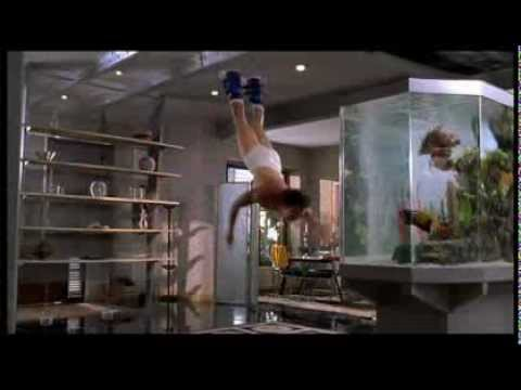 Deuce Bigalow Male Gigolo Fish Tank Crash   YouTube