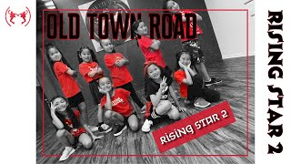 Old Town Road - Lil Nas X ft. Billy Ray Cyrus | Toddler Dance Choreography