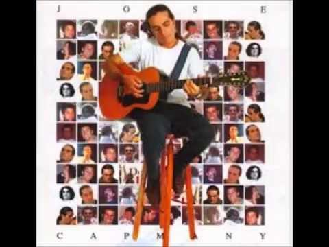 JOSE CAMPMANY (Padre del Rock Tico) - Disco Canciones Cotidianas