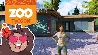 Our Own Alaskan Wilderness Zoo!! 🦁 Zoo Tycoon: Alaskan Wilderness Zoo!! • #1