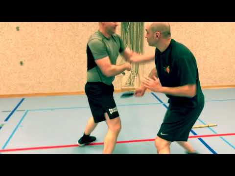Flowing Drill with José-Luis Perich (PFS Senior Instructor Europe)