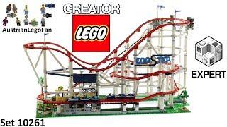 Lego Creator 10261 Roller Coaster - Lego 10261 Speed Build
