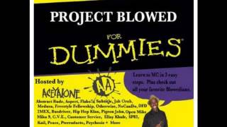 Watch Aceyalone Project Blowed video