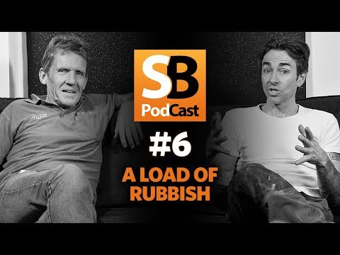 Podcast #6 ~ Getting Rid of Rubbish! Mp3