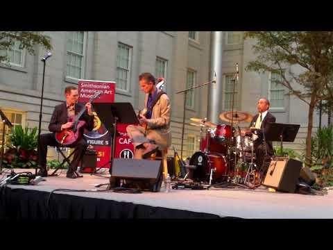 Jazz - At The Smithsonian American Art Museum - Washington DC - 10/19/2017.