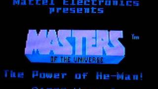 Masters of the Universe  The Power of He-Man (Intellivision)