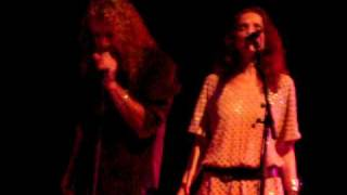 "Robert Plant & Band of Joy-""Silver Rider"" (LOW cover)"