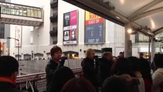 【HD】LUV ストリートライブ  桜咲くころ...