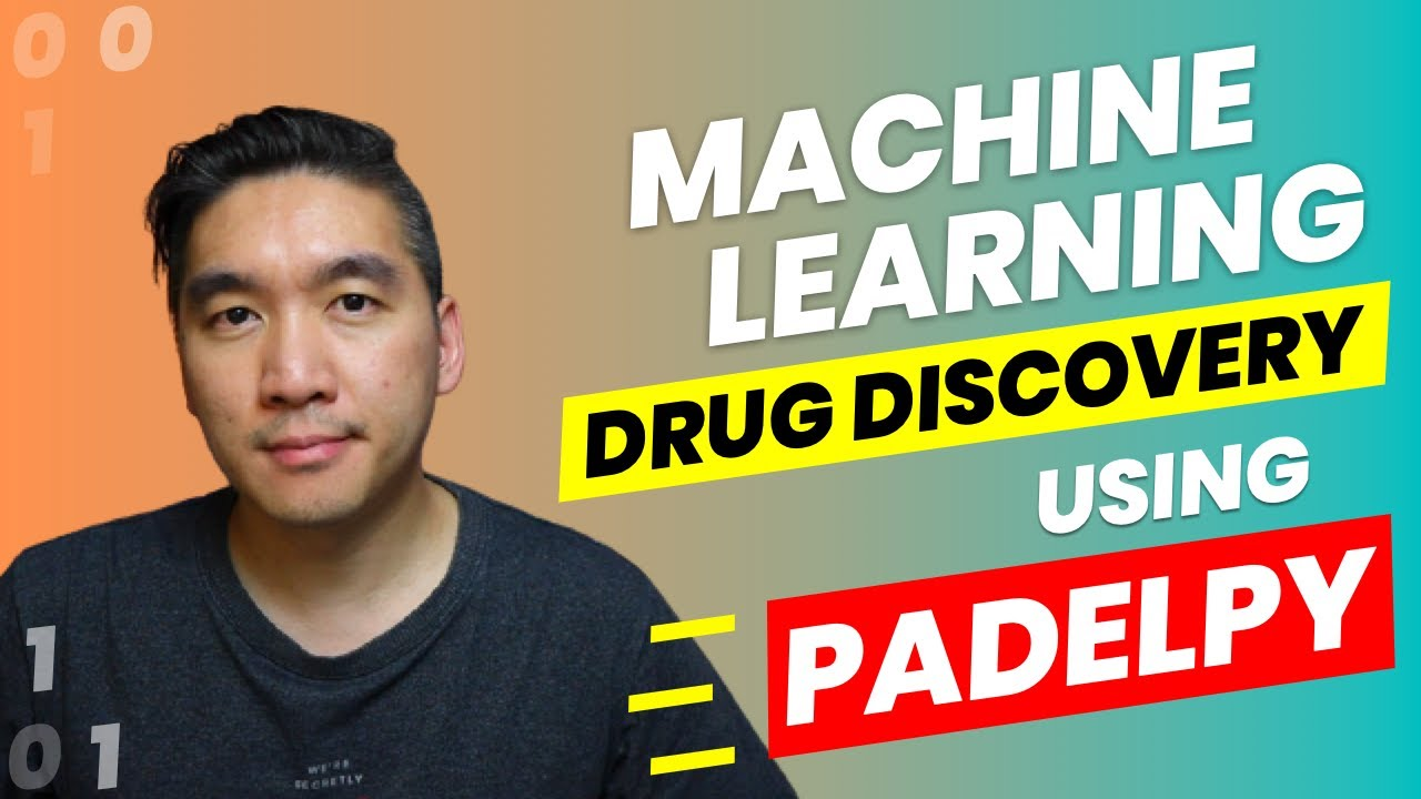 How to Build Machine Learning Models for Drug Discovery using PaDELPy