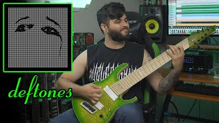 Deftones - The Spell Of Mathematics (9 String Guitar Cover 2020/ Instrumental Cover)