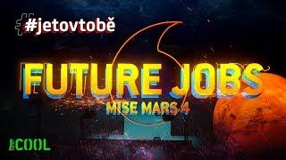 COOL Future Jobs: Mise Mars No.4 – Krize s únikem vody
