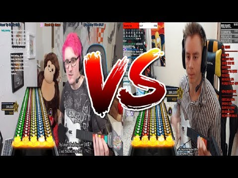 WORLD'S BEST GUITAR HERO PLAYER DEFEATED!!!