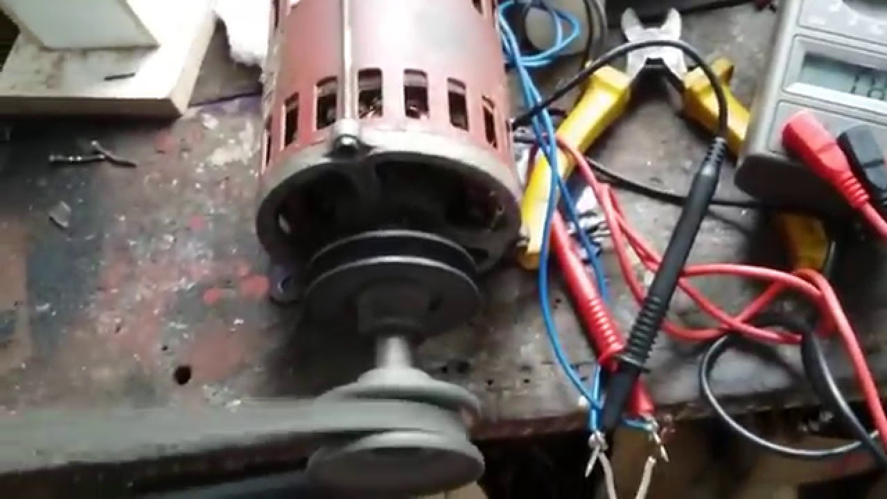 f107dc77f0a Gerador de energia com motor de lavadora de roupas - power generator with  washer motor clothes. - YouTube