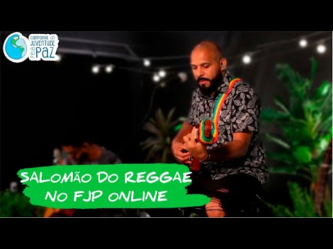 Salomão do Reggae no I FJP online - 01/11/20