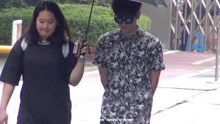150724 뮤직뱅크 MUSIC BANK 출근, 중간출근 GOT7 JB by DEFJAYB