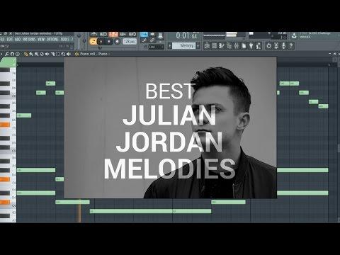 Best Julian Jordan melodies in FL Studio (+FREE FLP and MIDIs Download)