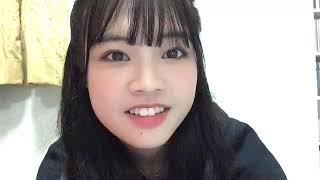 프로듀스48에 출연했던 모토무라 아오이(本村碧唯)의 2018년 10월 23일...