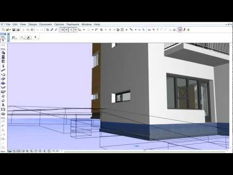 ARCHICAD Energy Evaluation - General Modeling Conventions