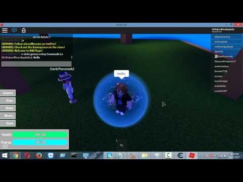[New]How To Hack Dragon Ball Rage On Roblox (Roblox Cheat Engine Hack) DragonBall Rage *ROBLOX*