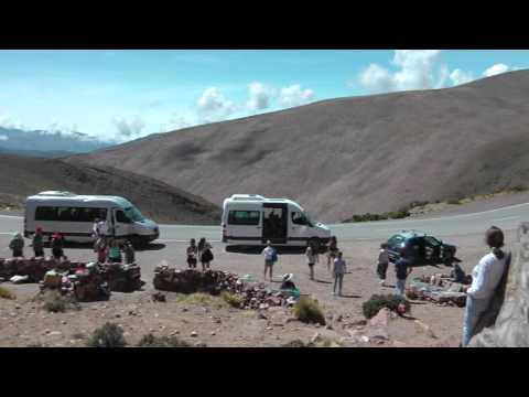 Salta  Argentina  Purmamarca - Humahuaca Feb16