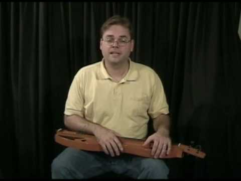 Beginner Mountain Dulcimer Video by Stephen Seifert