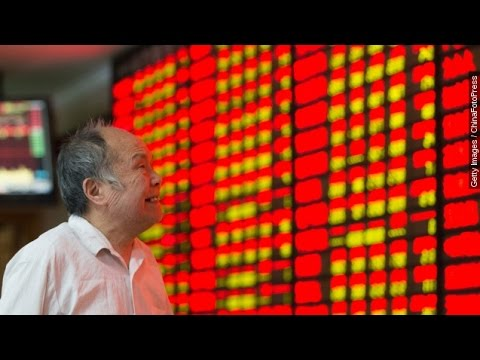 China's Stock Market Shuts Down For The Day After Falling Too Far - Newsy