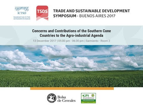 Concerns and Contributions of the Southern Cone Countries to the Agro-industrial Agenda