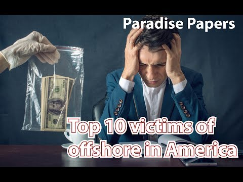 The Paradise Papers | Top 10 victims of offshore in America | Pnanma papers | ICIJ