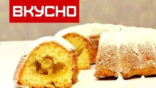 ШАРЛОТКА  -  ПРОСТОЙ РЕЦЕПТ  /   Charlotte - Simply Recipes