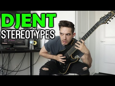 The Most Used Djent Stereotypes (FEAT. Andrew Baena)