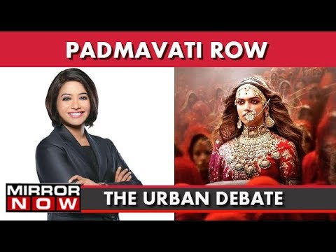 Padmavati VS Goons: Freedom Of Expession Under Threat? I The Urban Debate With Faye D'Souza