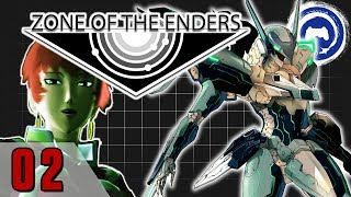 Zone of the Enders | Metal Gear Interlude Part 2: !discord on Jupiter! | Stream Four Star