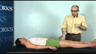 3 of 3: Walt Fritz Demonstrates Myofascial Release Evaluations and Treatments
