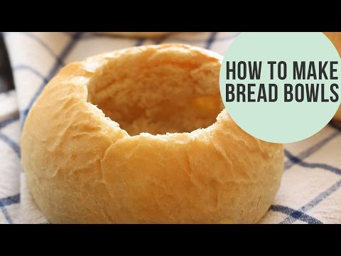 It's Time To Bring Bread Bowls Back, And Here's How
