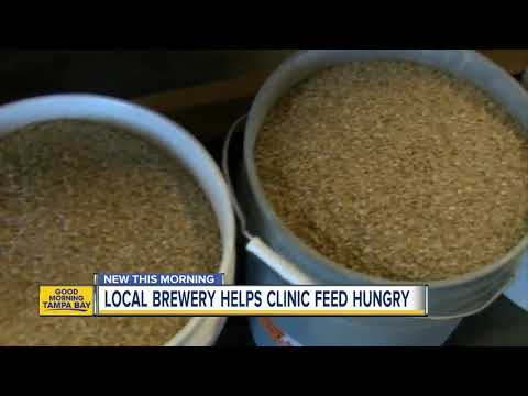 Deuce - Local Tampa Brewery Finds Unique Way To Feed The Hungry