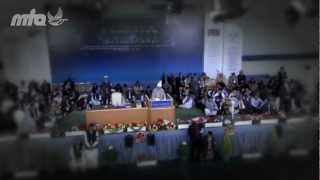 Urdu Nazm - Yeh Rooz kar Mubarak - Jalsa Salana Germany 2012 - HD