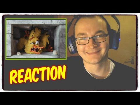The Angry Birds Movie - Official International Theatrical Trailer Reaction - 1080p