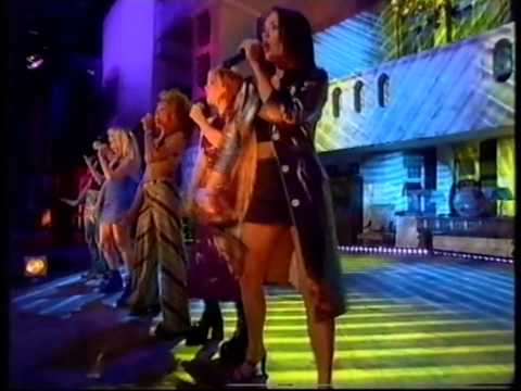 Spice Girls - Who Do You Think You Are - Noel's House Party