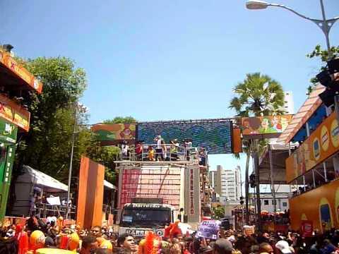 Carnaval Salvador 2012 - Bloco Inter - 21/02 - Tomate - Balança Aê/Eu te amo porra!