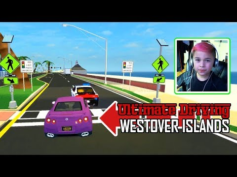 Roblox WESTOVER ISLANDS Ultimate Driving | RadioJH Auto