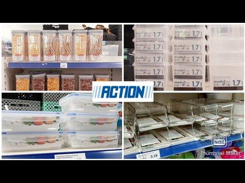 Action Arrivage Rangement Boites Bocaux Cuisine Vendredi 28 Mai Youtube