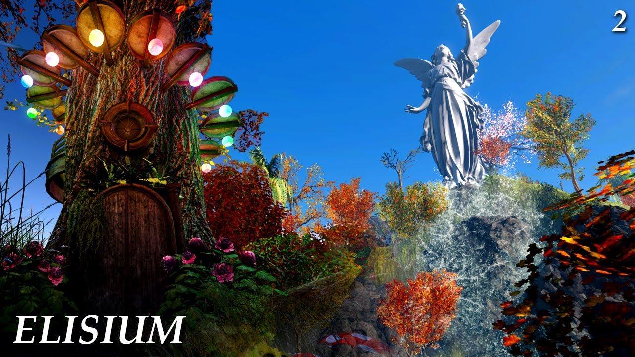 Elisium Island - Part 2 | Fallout 4 Mods