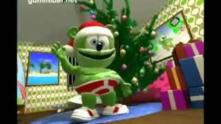 новогодний мишка гумибер