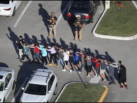 Florida School Shooting: 'Kids Were Freaking Out' | NYT