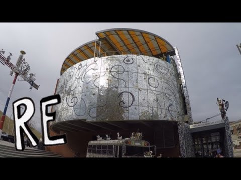 AMERICAN VISIONARY ART MUSEUM: Greatest Collection Ever Of Contemporary Art - Baltimore, MD