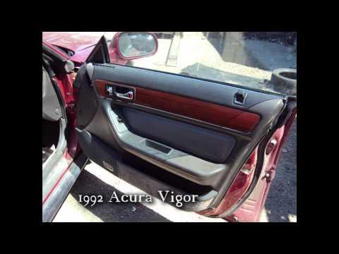 1992 Acura Vigor parts AUTO WRECKERS RECYCLERS anhdonline.com Honda used
