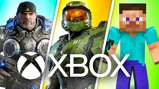 OFFICIAL XBOX SERIES X REVEAL EVENT LIVE! (Xbox Games Showcase: New Games, Price, & MORE!)