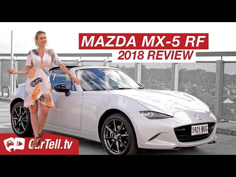 2018 Mazda MX-5 RF Review | CarTell.tv